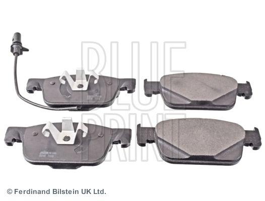 Bremsbeläge ADV184223 BLUE PRINT ADV184223 in Original Qualität