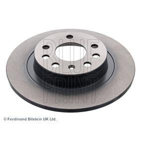 Bremsscheibe Bremsscheibendicke: 10mm, Ø: 277,9mm mit OEM-Nummer 93 18 4247