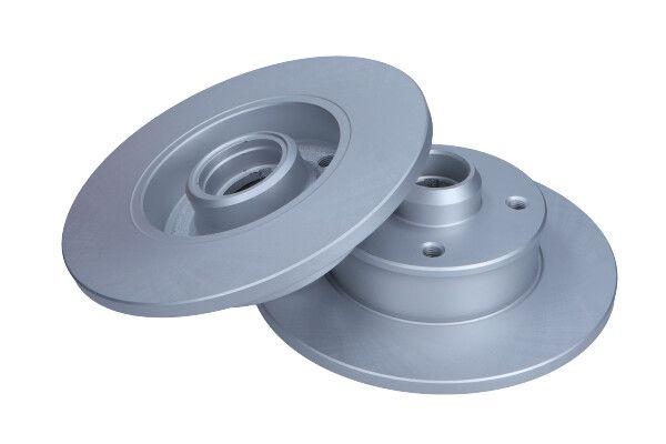 MAXGEAR  19-0753MAX Bremsscheibe Bremsscheibendicke: 10mm, Lochanzahl: 4, Ø: 226mm