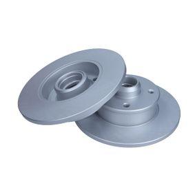 Bremsscheibe Bremsscheibendicke: 10,0mm, Ø: 226mm mit OEM-Nummer 357615601