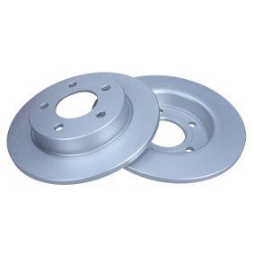 2013 Mazda 3 BL 1.6 MZR CD Brake Disc 19-1011MAX