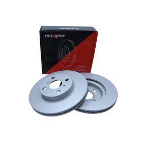 Bremsscheibe Bremsscheibendicke: 21,8mm, Ø: 320mm mit OEM-Nummer 34201166073
