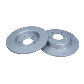 2012 Mazda 3 BL 2.0 (BLEFP) Brake Disc 19-1206MAX