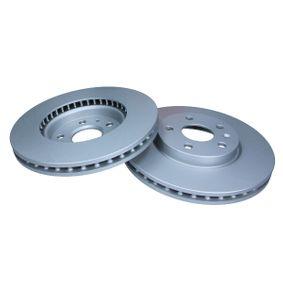 Bremsscheibe Bremsscheibendicke: 30,0mm, Ø: 321mm mit OEM-Nummer 13502214