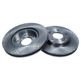 Bremsscheibe Bremsscheibendicke: 26,0mm, Ø: 280mm, Ø: 280mm mit OEM-Nummer 51712 1F300