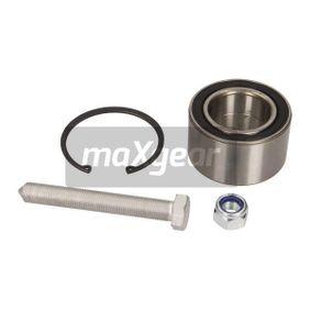 Radlagersatz Ø: 80mm, Innendurchmesser: 45mm mit OEM-Nummer 701598625A