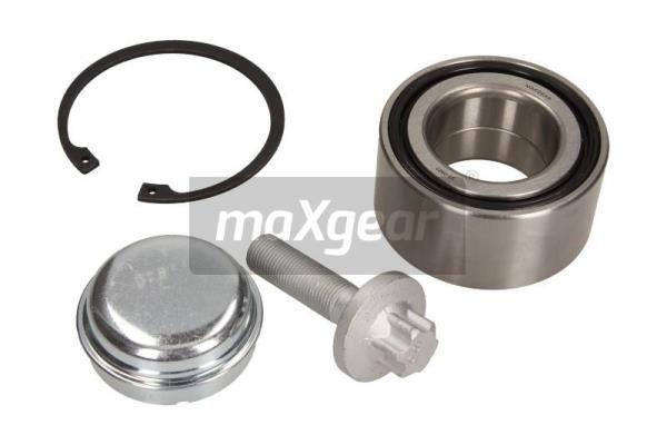 MAXGEAR  33-0920 Wheel Bearing Kit Ø: 84mm, Inner Diameter: 44,8mm