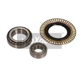 Wheel Bearing Kit with OEM Number 002 980 6402