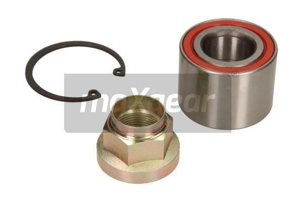 MAXGEAR  33-1015 Radlagersatz Ø: 52mm, Innendurchmesser: 25mm