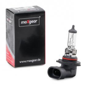 Bulb, fog light H10, PY20d, 45W, 12V 78-0143