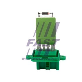 Control Unit, heating / ventilation FT59101 PANDA (169) 1.2 MY 2020
