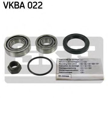 SKF  VKBA 022 Radlagersatz