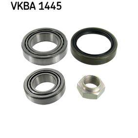 SKF  VKBA 1445 Radlagersatz