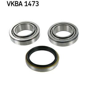 SKF  VKBA 1473 Radlagersatz Ø: 60,0mm, Innendurchmesser: 35,0mm