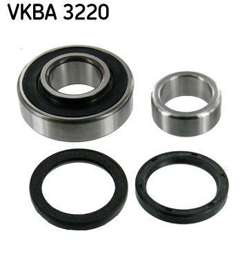 SKF  VKBA 3220 Juego de cojinete de rueda Ø: 80mm, Diám. int.: 35mm