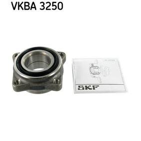 Cojinete de Rueda HONDA ACCORD IV (CB) 2.0 16V (CB3) de Año 01.1990 90 CV: Juego de cojinete de rueda (VKBA 3250) para de SKF