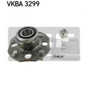Cojinete de Rueda HONDA ACCORD IV (CB) 2.0 16V (CB3) de Año 01.1990 90 CV: Juego de cojinete de rueda (VKBA 3299) para de SKF