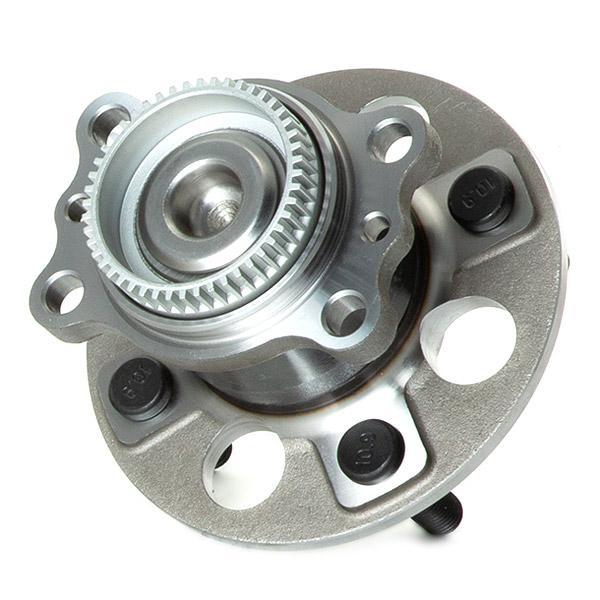 Cojinetes de rueda RIDEX 654W1003 4059191630615