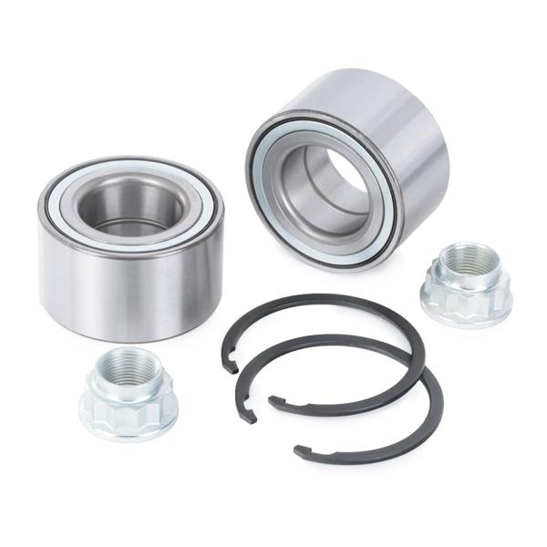 Cojinetes de rueda RIDEX 654W1045 4059191631650
