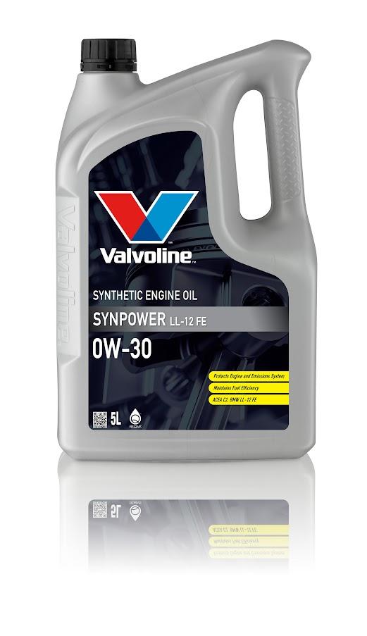 Valvoline SynPower, LL-12 FE 881636 Olio motore