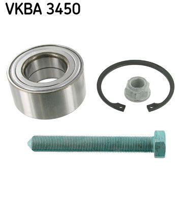 SKF  VKBA 3450 Juego de cojinete de rueda Ø: 80mm, Diám. int.: 43mm