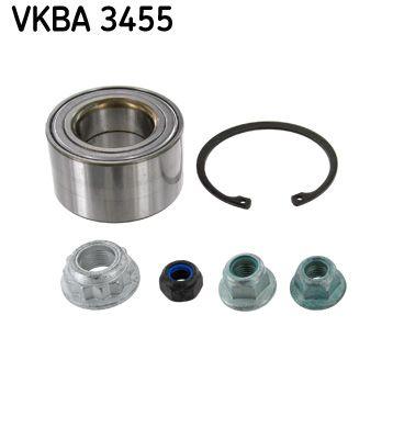 Rodamiento de Rueda SKF VKBA 3455 evaluación