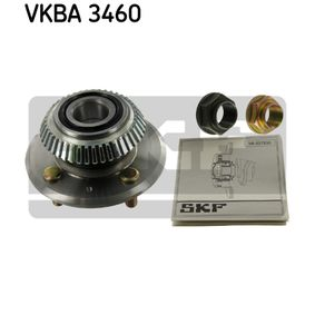 Radlagersatz Art. Nr. VKBA 3460 120,00€