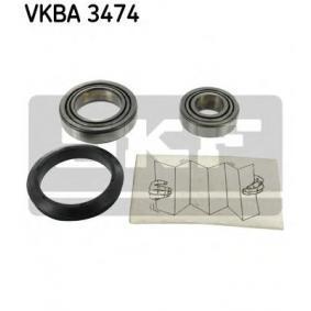 Wheel Bearing Kit with OEM Number 31 21 1 106 032