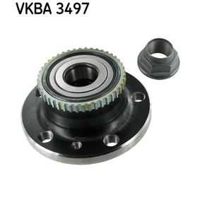 Juego de cojinete de rueda Nº de artículo VKBA 3497 120,00€