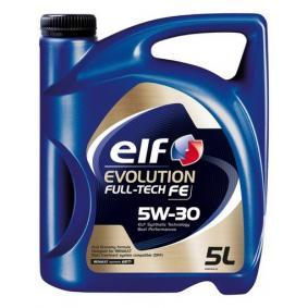 ELF Evolution, Full-Tech FE 2195305 Двигателно масло