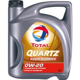 TOTAL Quartz, 9000 V-DRIVE 3200205 Двигателно масло