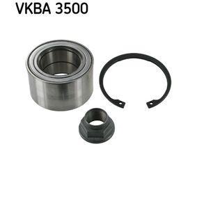 Juego de cojinete de rueda Número de artículo VKBA 3500 120,00€