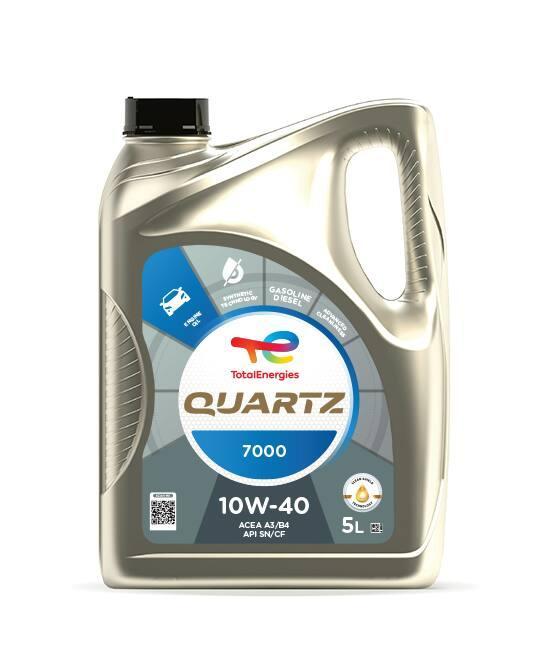 Olio motore TOTAL 2202845 conoscenze specialistiche