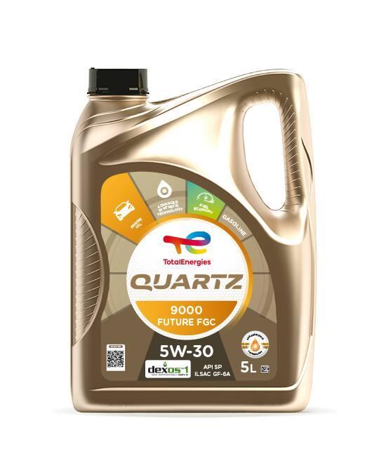 Olio motore TOTAL 2209056 conoscenze specialistiche
