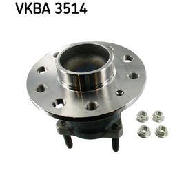 Radlagersatz Art. Nr. VKBA 3514 120,00€
