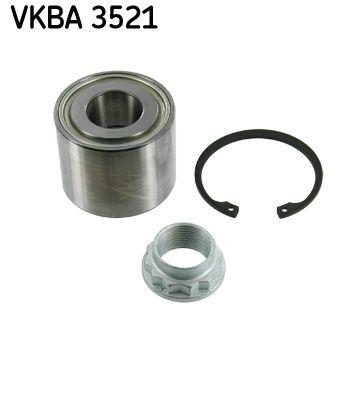 SKF  VKBA 3521 Juego de cojinete de rueda Ø: 55mm, Diám. int.: 25mm