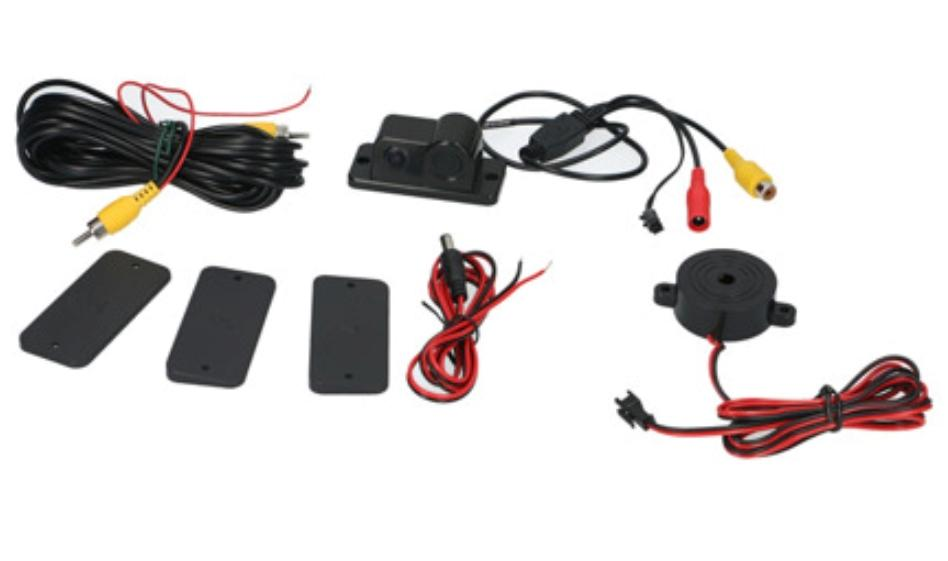 Rear view camera, parking assist VORDON CP-2IN1 rating