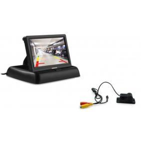 Rear view camera, parking assist CR43CP2IN1