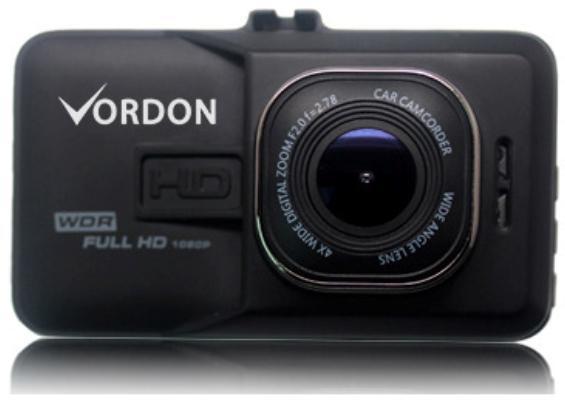Caméra de bord DVR-140 VORDON DVR-140 originales de qualité