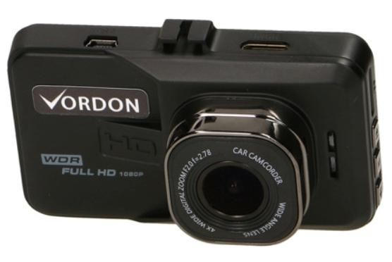 Caméra de bord VORDON DVR-140 évaluation