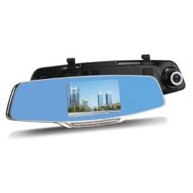 Caméra de bord Nombre de caméras: 2, Angle de vue: 170° DVR195