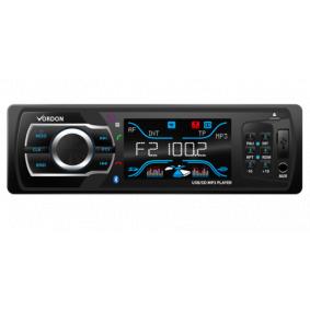 Auto-Stereoanlage Leistung: 4x60W HT896B