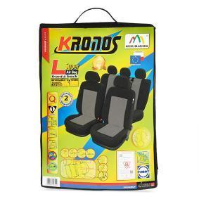 Калъф за седалка брой части: 11-tlg., Размер: L 512062273024