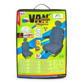 Osłona na fotel Ilość części: 3-częściowy, Rozmiar: L 513962583023