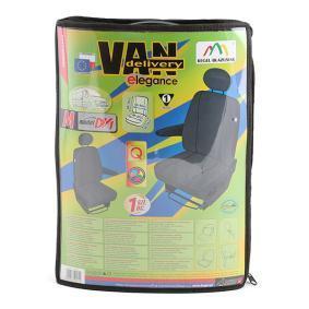 Osłona na fotel Ilość części: 3-częściowy, Rozmiar: M 514012583023