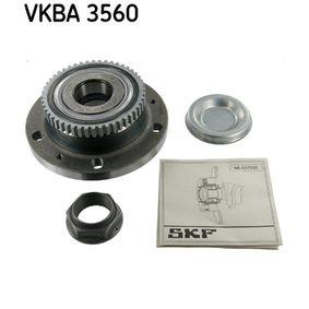 Radlagersatz Art. Nr. VKBA 3560 120,00€