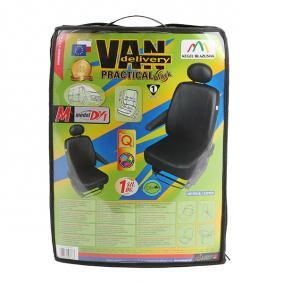 Seat cover Number of Parts: 3-part, Size: M 514182444010