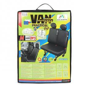 Seat cover Number of Parts: 4-part, Size: M 514242444010