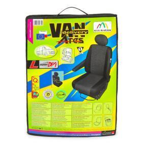 Osłona na fotel Ilość części: 3-częściowy, Rozmiar: L 514372174015