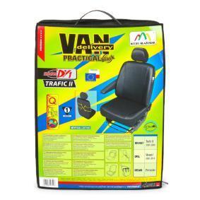 Калъф за седалка брой части: 3-tlg., Размер: DV1 Trafic 515502444010